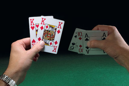 five card draw cards