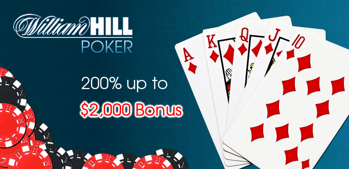 online william hill casino poker 4 of a kind